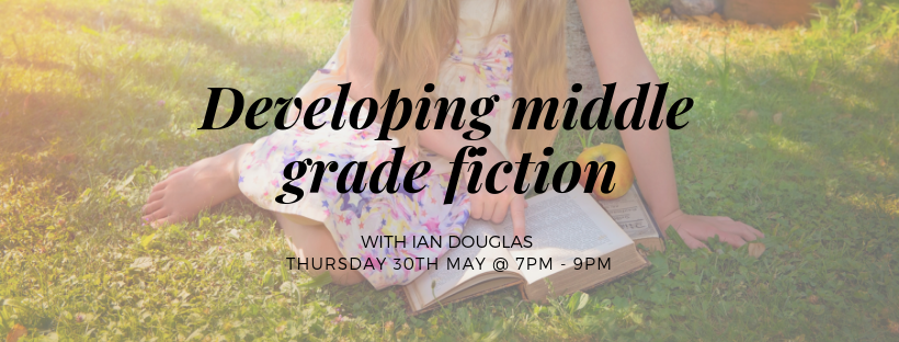 Developing middle grade fiction