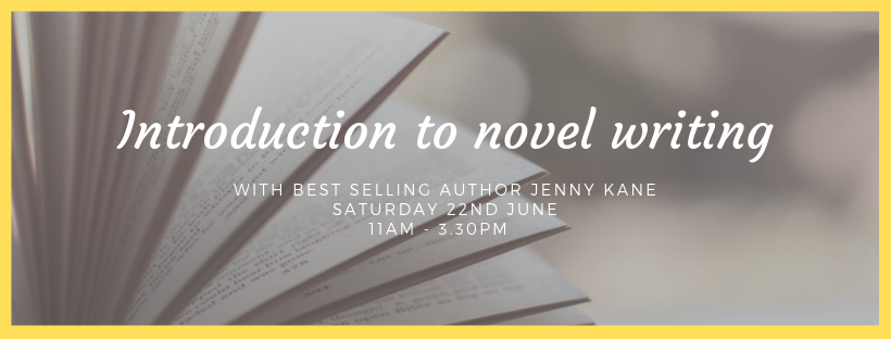 Introduction to novel writing