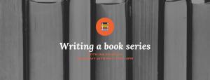 Writing a book series