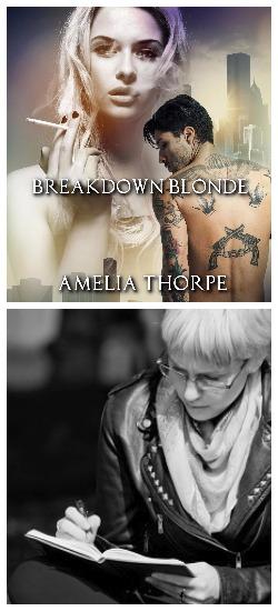 Breakdown Blonde by Amelia Thorpe
