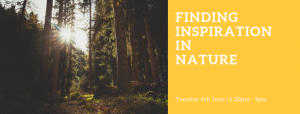 Finding inspiration in nature