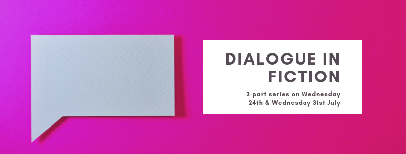 Dialogue in fiction course